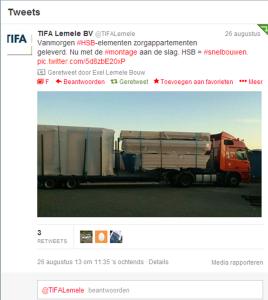Twitter TIFA