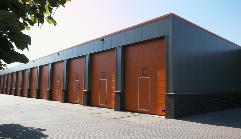 Exel Lemele - bedrijfsverzamelgebouw Zwolle Ulderink