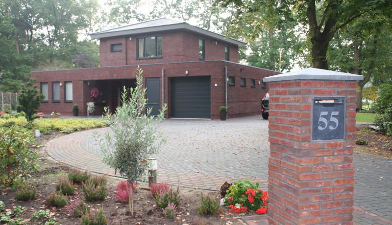 vrijstaande woning villa herenhuis architectuur luxe bijzonder ontwerp landelijk wonen Ligtenberg
