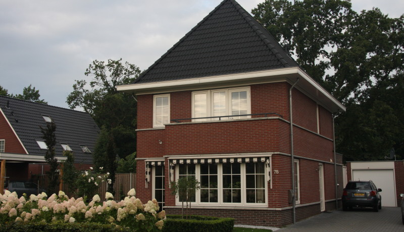 Exel Lemele Zonnevest Lemelerveld vrijstaande luxe woning herenhuis