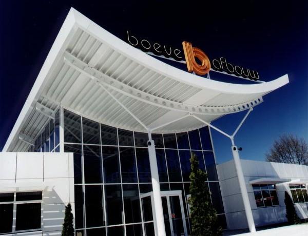 Exel Lemele - bedrijfspand Boeve afbouw Lemelerveld