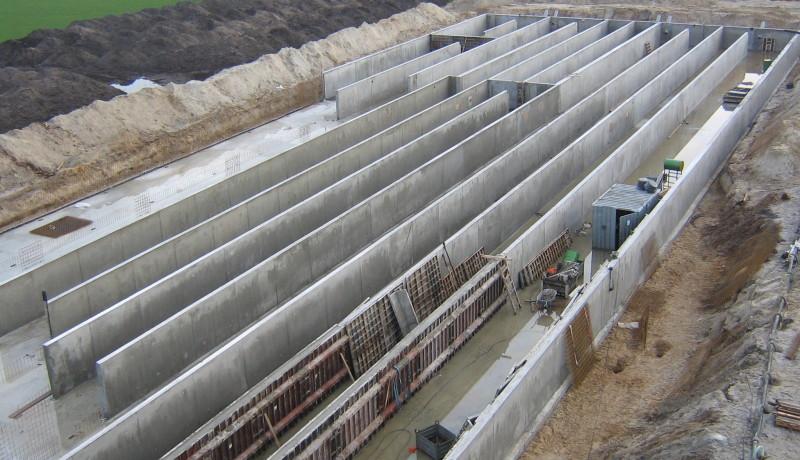 Stallenbouw Exel Lemele: voorbeeld kelderbouw