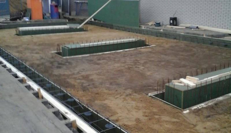 hallenbouw, utiliteitsbouw bedrijfspand wasplaats tankstation bedrijfsruimte betonwerk kelders