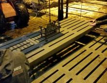 betonroosters rundvee renovatie onderhoud ligboxenstal rundveestal koeienstal verbouw Exel Lemele agrarische bouw