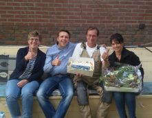 Jan Harm Stad 25 jaar Exel Lemele Bouw
