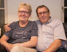 Anton en Corrie Exel 50 jaar getrouwd