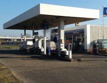 Vervanging luifel tankstation Groningen Exel Lemele Bouw