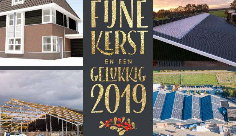 kerstwensen 2018 Exel Lemele Bouw